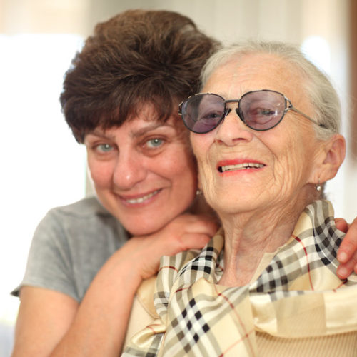 senior care mesa