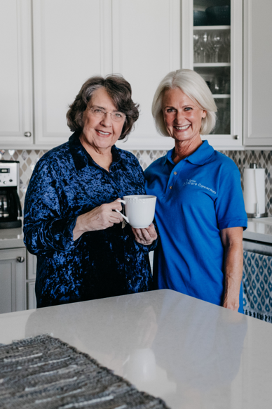 Colorado Springs in home care provided by Total Care Connections.
