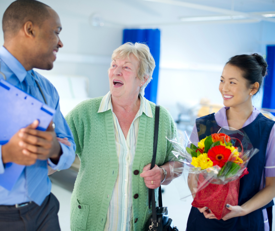 discharge planning with Total Care Connections