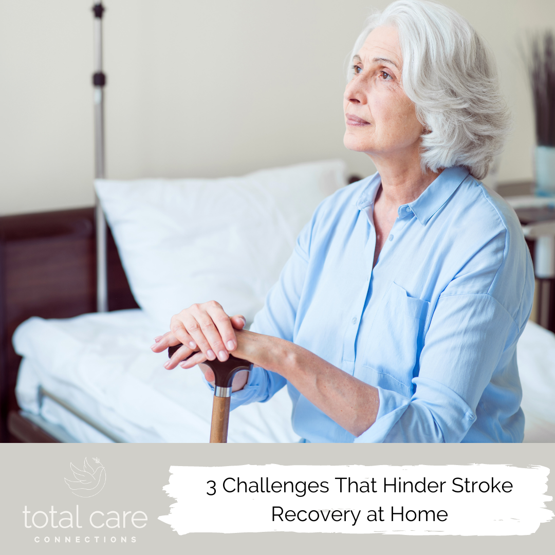 stroke recovery at home