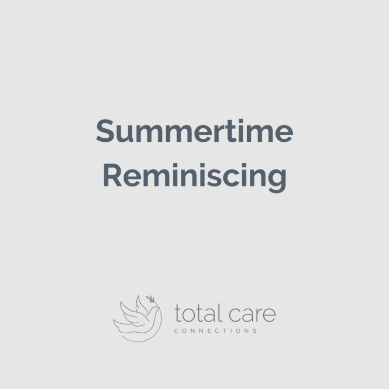 summertime reminiscing