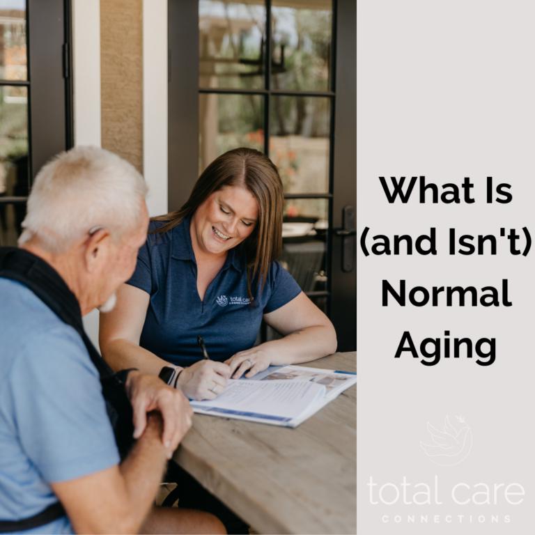 normal aging