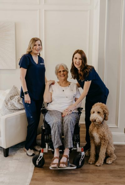 Total Care Connections Caregivers and Client
