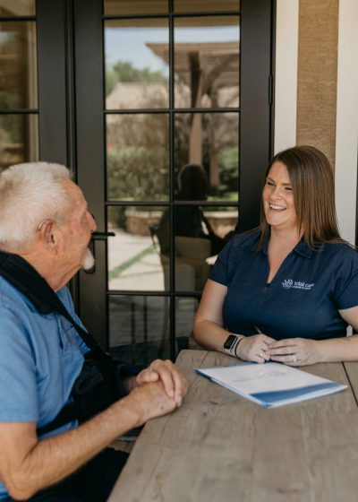 Total Care Connections Manager with Client
